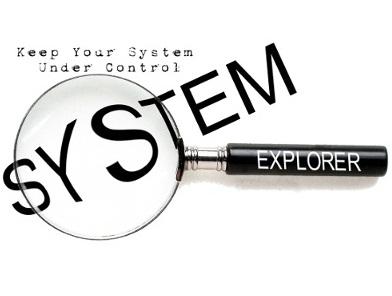 System explorer windows