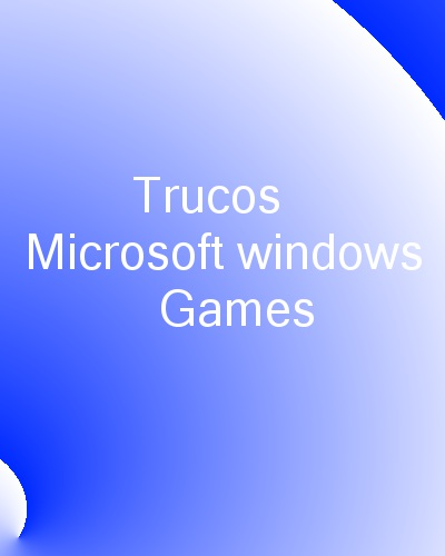 windows games