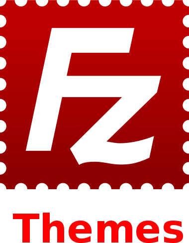 FileZilla Skin