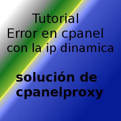 cpanelproxy